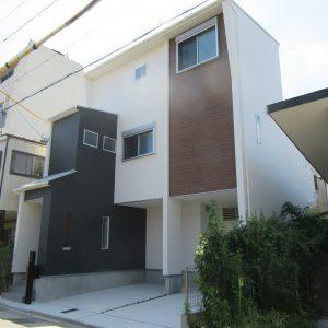 名古屋市北区 新築分譲住宅