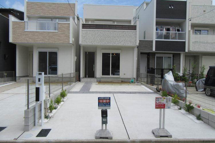 名古屋市西区 新築分譲住宅