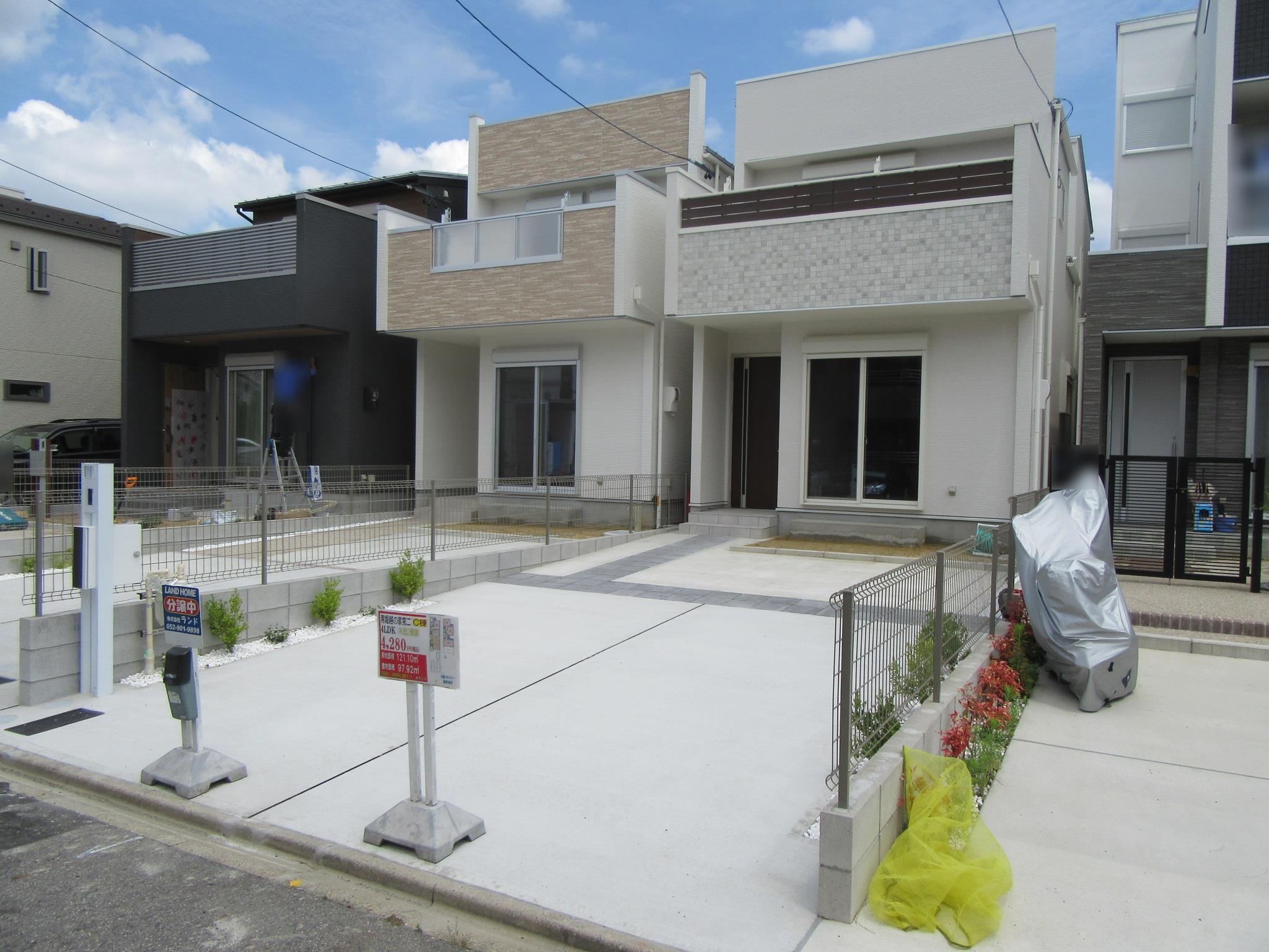 【北区のランド】清須・須ケ口の家 2号棟